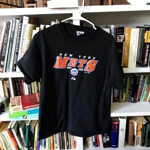 Vintage New York Mets baseball tee size Medium